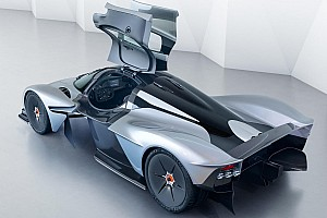Automotive Breaking news Aston Martin Valkyrie's lap times could rival F1 cars