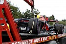 Verstappen: motor voltou a funcionar após abandono em Spa