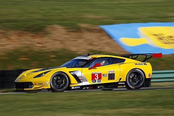 IMSA Репортаж з гонки IMSA у Вірджинії: невдача BMW подарувала перемогу Corvette