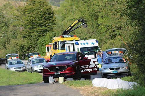 Oberhallau: Tödlicher Unfall überschattet den Schweizer Bergrennsport