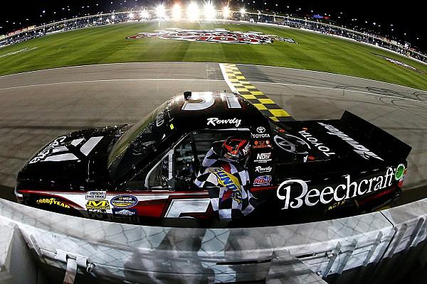 NASCAR Truck Noticias de última hora Kyle Busch dice que si no le dejan correr en Trucks:
