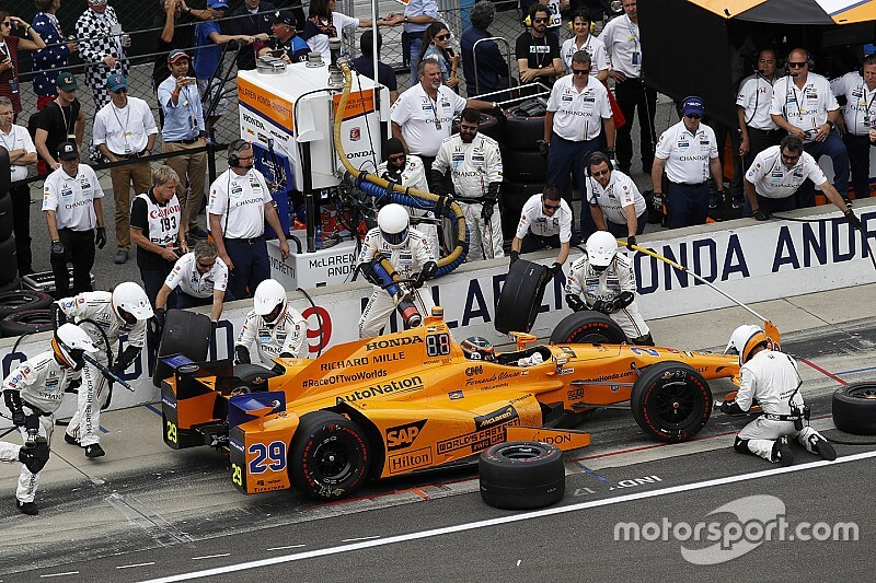 IndyCar confirms support for McLaren 2019 plans