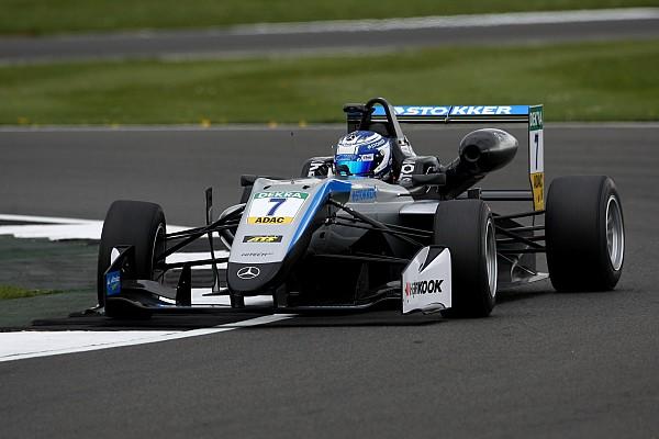 Євро Ф3 на Норісринзі: Арон виграв другу кваліфікацію