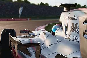 Jeux Video Contenu spécial Vidéo - Lando Norris teste des McLaren de légende dans F1 2017