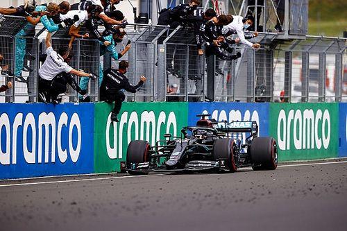 Macaristan GP: Hamilton kazandı, şampiyona liderliğine yükseldi!