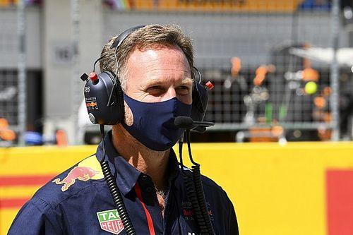 Red Bull: saludable para la F1 prohibición del modo fiesta en motores