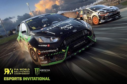 LIVE: World RX Esports Series in Abu Dhabi