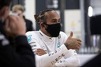 هاميلتون: لم أستهدف سائقي الفورمولا واحد في انتقادي للصمت أمام الممارسات العنصرية
