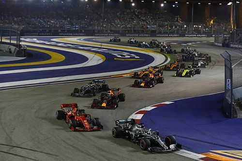 Un calendrier de 23 Grands Prix en péril
