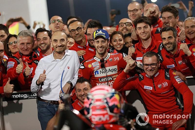 La victoire de Dovizioso entre les mains de la Cour d'appel de la FIM