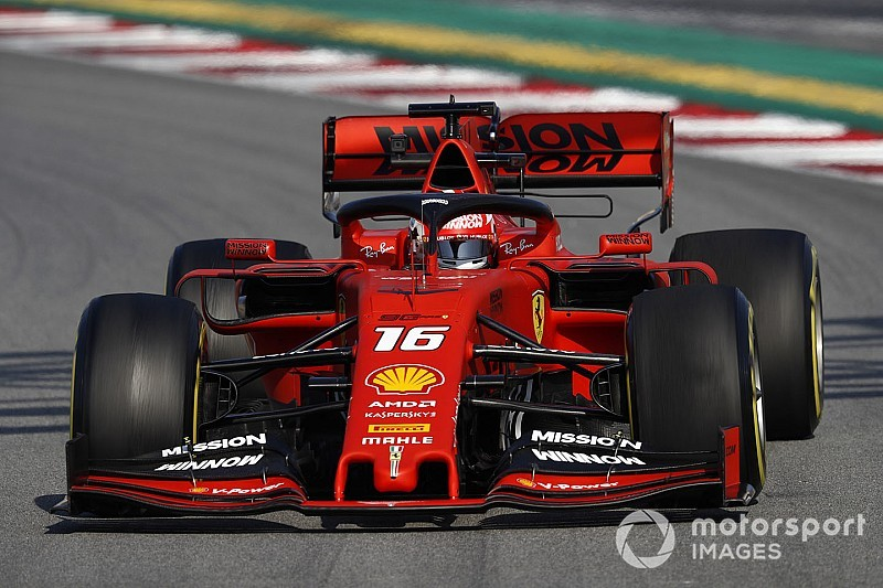 Domenicali: Ferrari, 2019'da rekabetçi olacak