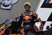 Martín vuelve a dar positivo y se pierde la segunda carrera de Misano