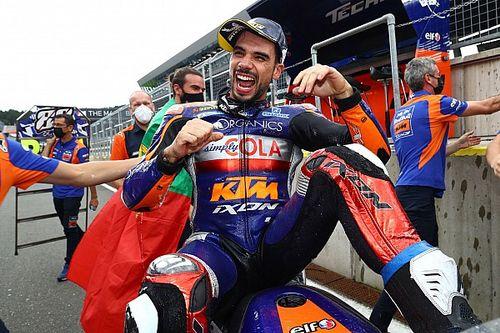 GP de Styrie: la victoire de Miguel Oliveira et Tech3 en images