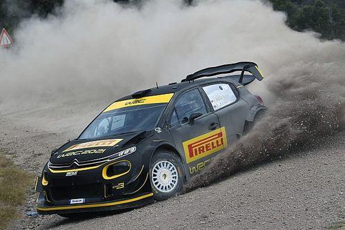 Pirelli lança pneus do Campeonato Mundial de Rali 2021 na Sardenha