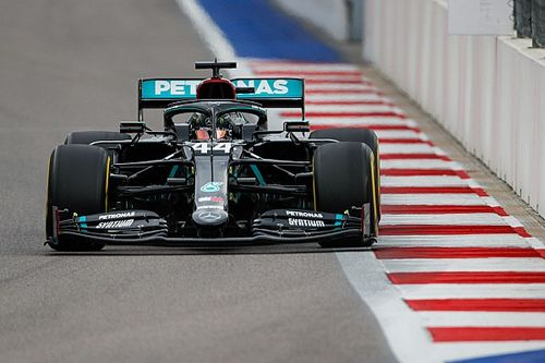 Hamilton avoids penalty for Turn 2 rules breach