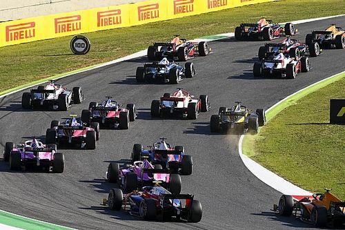 Положение в общем зачете Формулы 2 после уик-энда в Муджелло