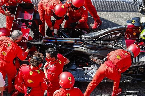 ¿Ferrari impedirá que se congelen los motores como desea Red Bull?