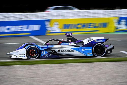 フォーミュラE第6戦バレンシアePrix予選:デニス、乾いていく路面を攻略しPP。ロッテラーが2番手