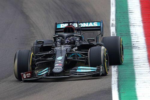 Palmer: ''Verstappen, Hamilton'ın nadir hatalarından birini yapmasına neden oldu''