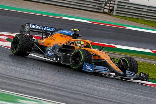 El excesivo autocastigo de Norris por su salida en el GP Turquía