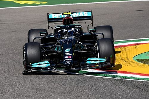 F1, Imola, Libere 1: due Mercedes, Leclerc è quarto