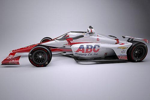 Hildebrand alla Indy 500 con un bel tributo a Foyt