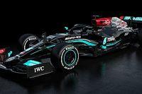 A Mercedes még nem árulja el, mire költötték a zsetonjaikat a W12-n
