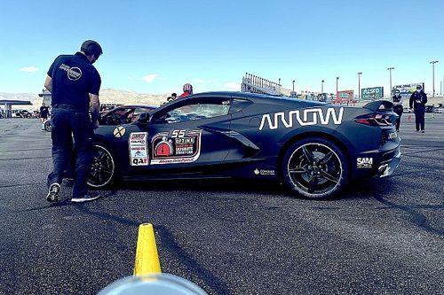 Schmidt, Arrow still inspiring with latest SAM Corvette