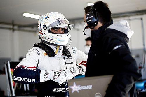 Demi Tes Formula 3, Correa Menahan Sakit