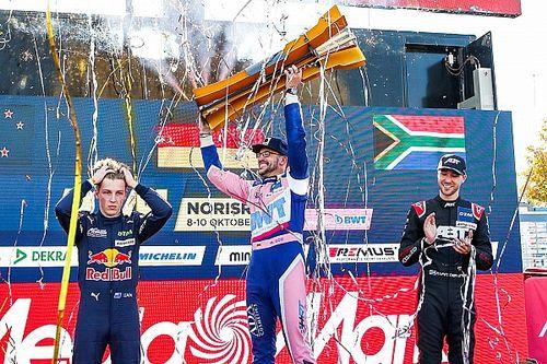 """Lawson: """"Ahmak Van der Linde, şimdiye kadar yarıştığım en kirli sürücü"""""""