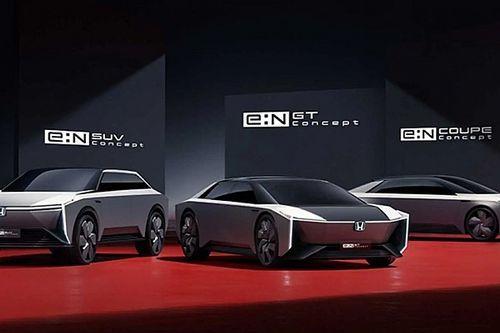 Új elektromos sorozatot jelentett be a Honda