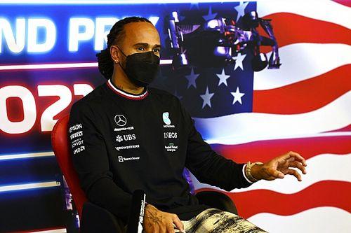 Hamilton ziet populariteit F1 in VS flink toenemen