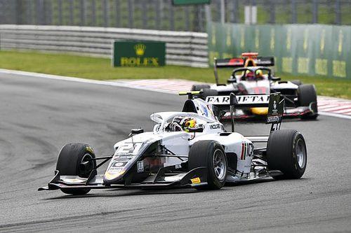 Hungary F3: Colombo wins first sprint race after Edgar mechanical failure