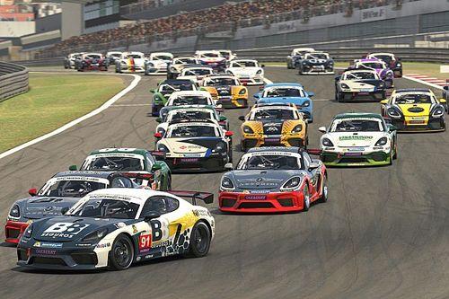 Porsche apresenta programa no virtual para 2021 com duas categorias e 24 corridas