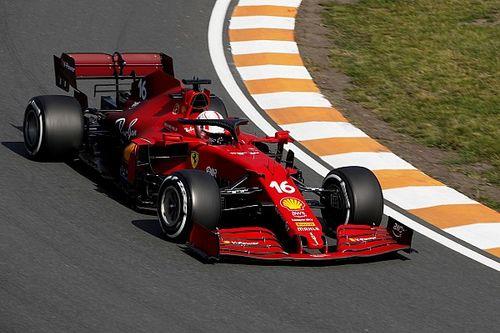 F1, Zandvoort, Libere 2: le Ferrari esaltano davanti a tutti