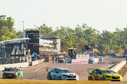 Darwin Supercars opener to be postponed by a week