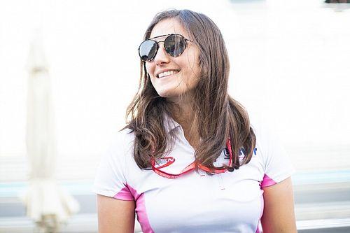 Tatiana Calderon nach Formel-2-Aus: Frauenserie? Ohne mich!