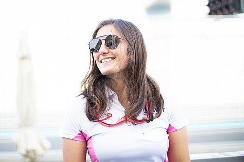 Tatiana Calderón, primera mujer que competirá en Super Formula