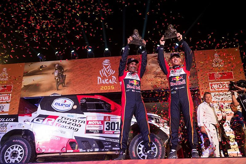 Al-Attiyah yakin Toyota makin terlibat di Dakar