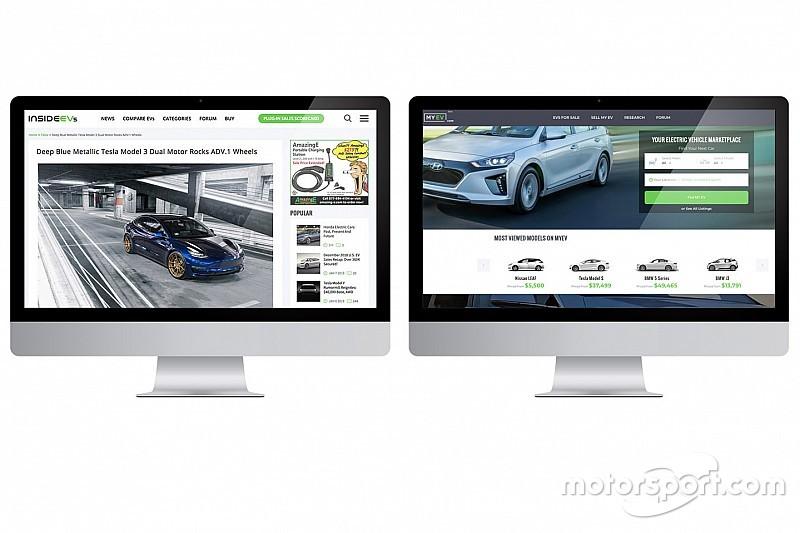 Il boss della Formula E Alejandro Agag investe nell'iniziativa EV di Motorsport Network