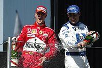 """Montoya: """"Schumacher olmasaydı Ferrari'de yarışabilirdim"""""""