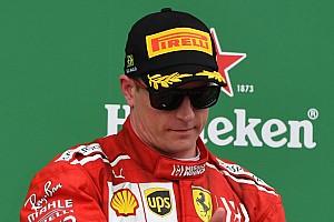 Räikkönen új rekordja a Forma-1-ben, miközben legyőzte Vettelt Brazíliában