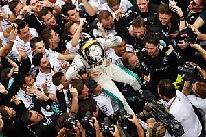 Klasemen F1 2018 setelah GP Brasil