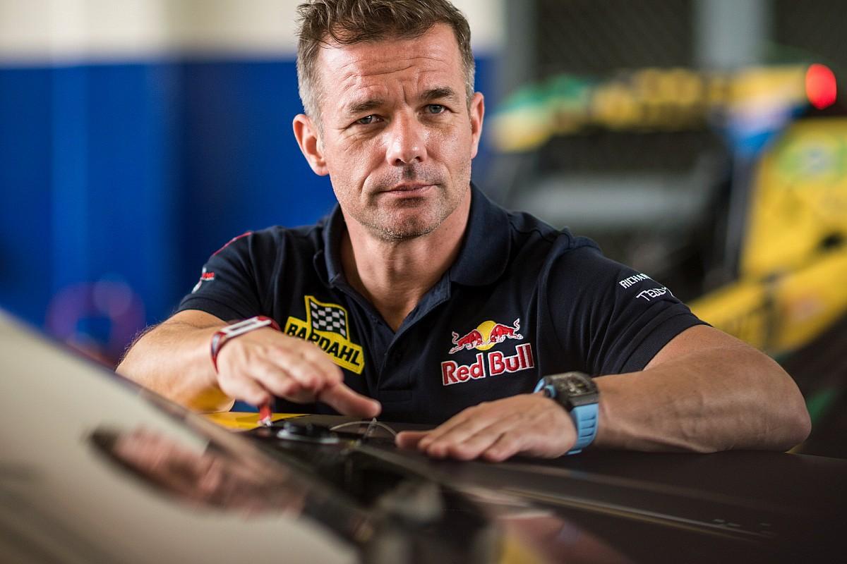 Loeb présent sur la finale du Trophée Andros!