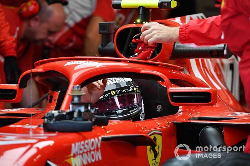 Räikkönen nem tud mit mondani a Ferrariról