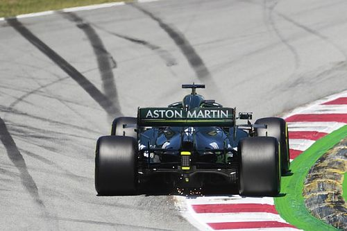 Jarak Aston Martin dengan Tim Lain Kini Tidak Jauh