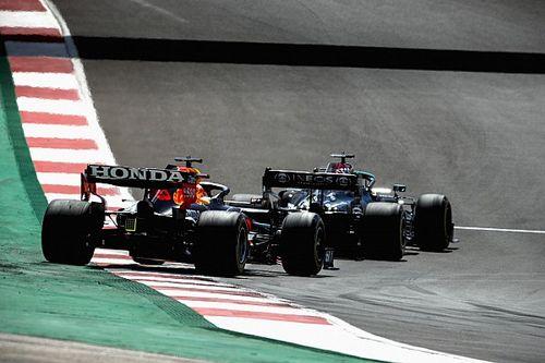 F1 2021: así queda el mundial de pilotos y equipos tras Portimao