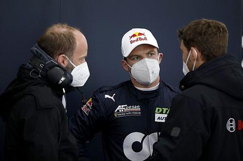 """キャシディ、F1帯同のアルボンの代役としてDTM最終戦に参戦。""""アルファタウリ""""AFコルセのフェラーリを駆る"""