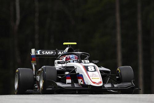 Hungaroring F3: Smolyar tops practice ahead of Hauger