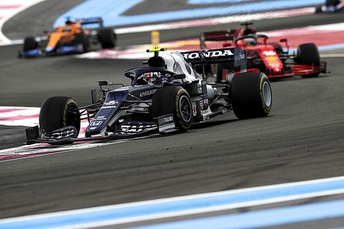 """F1: Gasly rebate críticas de Norris sobre manobra na França: """"Não espere ultrapassar por fora sem que o outro se defenda"""""""